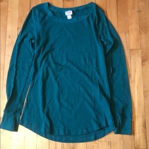 Green mossimo thermal